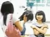 女大学生体检被逼脱内衣与男生一同排队