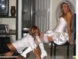 爆笑俄罗斯婚礼恶搞整人 太尼玛邪恶了!