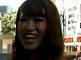 日本电视台街头采访女士JJ多长合适:18厘米