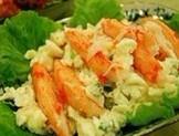 点击观看《美女私房菜 20121020  酿蟹钳和蟹肉沙拉》