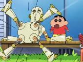 《蜡笔小新:决一胜负!逆袭的机器人爸爸》高清完整版